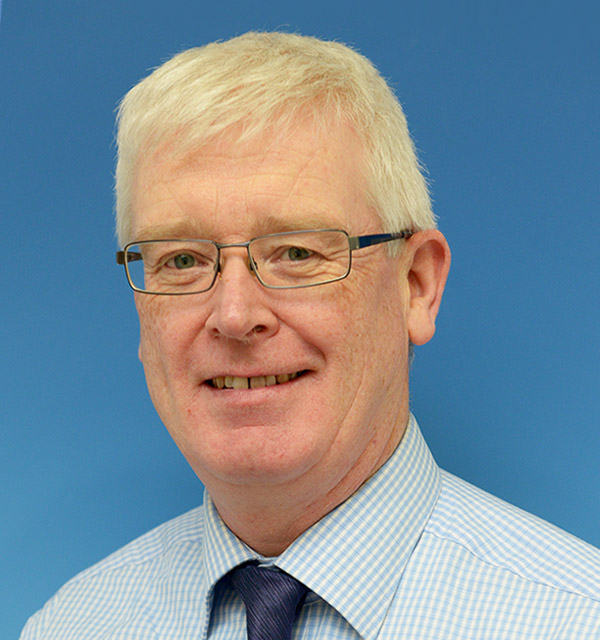Seamus Breen, Head of Quality and Sustainability